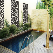 Decorative Metal Outdoor Privacy Screens