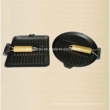 Utensílios de ferro fundido pré-fabricados fabricante China
