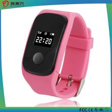 Posicionamiento de Smart Watch para rastrear niños seguros