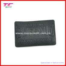 Branded Jacket Genuine Leather Patch