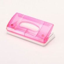 Pink Two Hole Punch