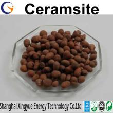 Approvisionnement du fabricant Sable Ceramsite / Ceramsite pour le traitement des eaux usées