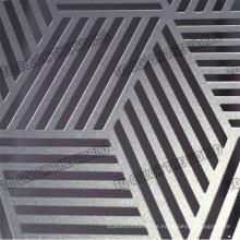 304 Edelstahl geätztem Blatt Ket002 für Dekorationsmaterialien