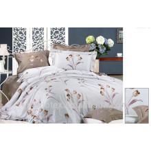 Chinaxe textil, tejido textil hogar, tejido de algodón jacquard conjunto de ropa de cama