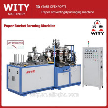 PAPER BOWL PAPER BUCKET MAKING MACHINE