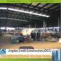 Light Steel Structure Vegetable Market