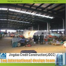 Leichter Stahlstruktur-Gemüsemarkt