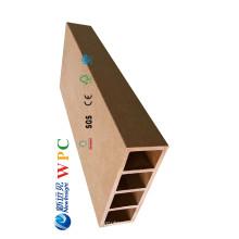 106*106mm Wood Plastic Composite Beam (pergola) with SGS, Fsc, CE Certificate