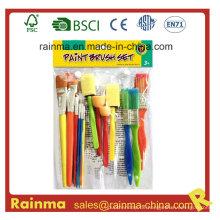 Bleached Bristle Paint Brush für Schulkinder
