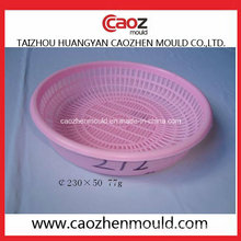 Used Plastic Round Basket Injection Molding in Stock