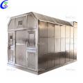 Máquina de cremação humana ambiental para fornecimento de funeral