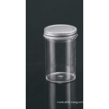 100ml Containers with Metal Flowed Seal Inert Liner Cap