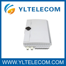 16 Core Fiber Optic Outdoor Junction Termination Box