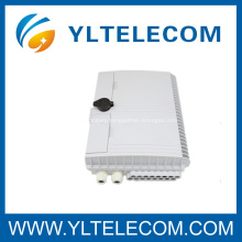 16 Core Fiber Optic Outdoor Junction Termination Box