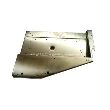 Pièces métalliques en acier sur mesure