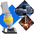 Elektro-Kompakt-Stampfer Vibrationsrüttler des Fabrikverkaufs
