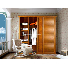 Wardrobe Door Design with E0 Board (H-126)