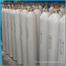 40L High Pressure Seamless Steel Oxygen Gas Tank (ISO9809-3)