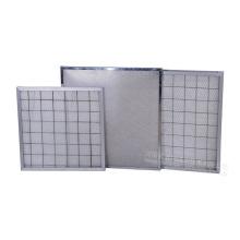MERV 4 Plate Frame High Temperature Air Filter