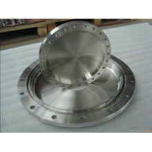 JIS 1K Blind Carbon Steel Flange