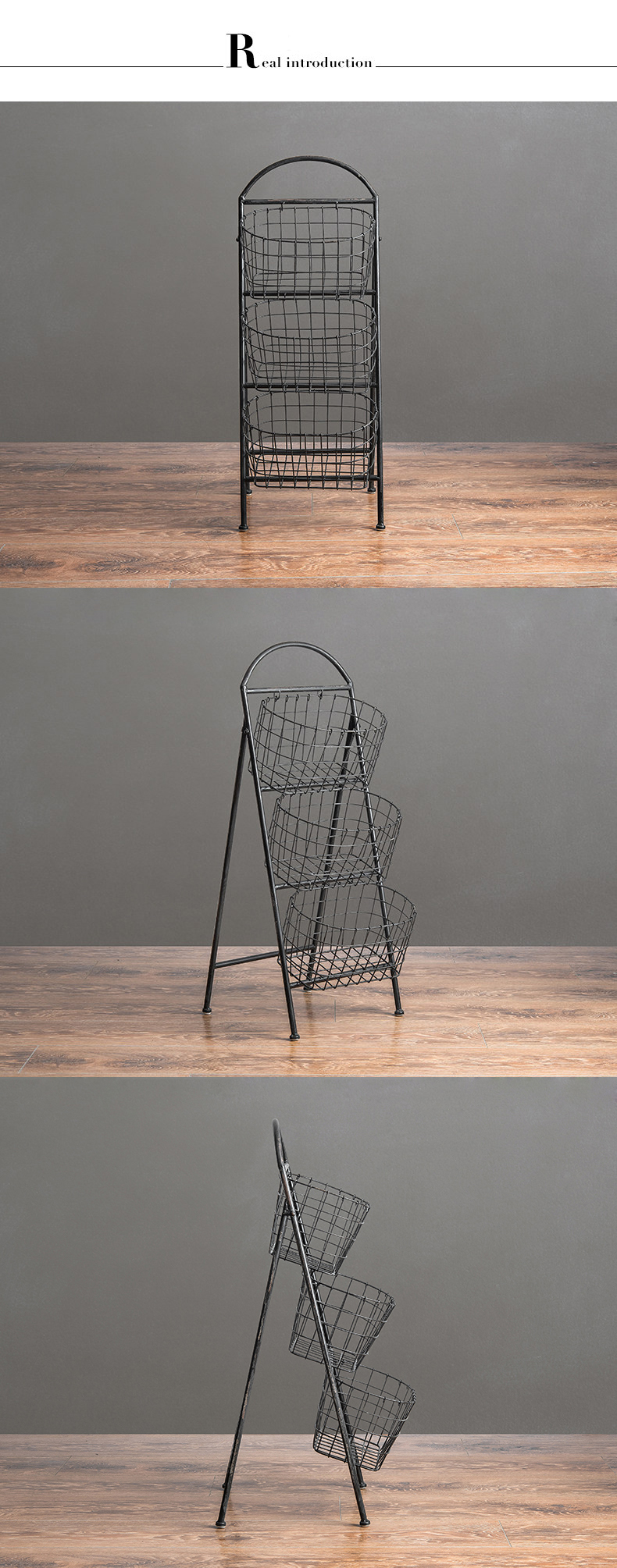 Multi-Functional Metal Furniture