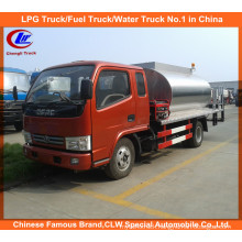 Dongfeng 120HP 6cbm Road Construction Truck