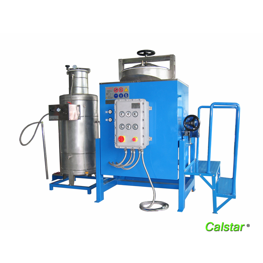 225L Solvent Distillation Unit