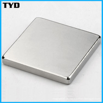 Permanent Stark Block Standard Neodym Magnet Grad N35