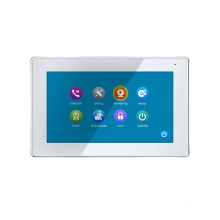"""BCOM FHD 10"""" Glass Scree Monitor Touch Screen Tablet Video Door Phone"""