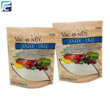 Food grade dry Fruit packaging Bags with window