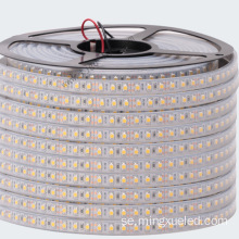 enkelfärgsledd flexibel remsa 3014 led stripljus