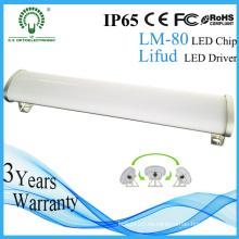 2014 El más nuevo SMD2835 caliente 40W Triproof LED para la iluminación del estacionamiento