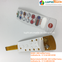 Copper Flex FPC Metal Dome Tactile Membrane Switch