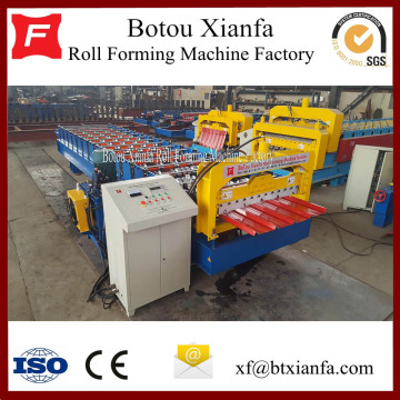 Roof Shingle Making Machine Roll-Forming Machinery