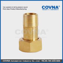 Pipe Fitting Válvula de medidores de água