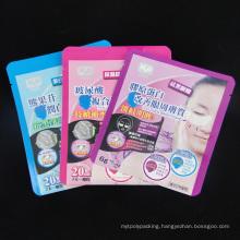 10 Colors Printing Aluminum Foil Bag for Facial Mask