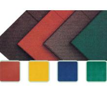 Резиновый коврик двери, Резиновый напольный коврик для игровой площадки