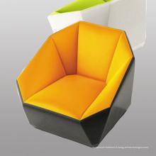 Nouveau style salon Clip Set Single Sofa