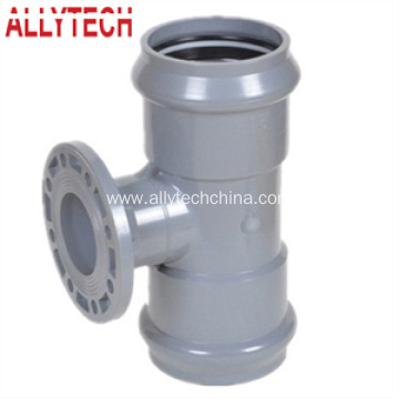 Construction Plastic Tube and Pipe Fittings