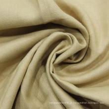 Linho Rayon Blended Tecido, Tencel Rayon Blended Tecido