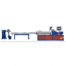 Lab twin screw extruder plastic granulating machine
