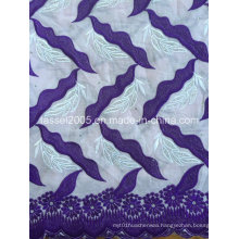 High Quality African Swiss Voile Lace