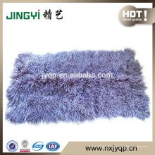 Placas de cordero mongol tibetanas de alta calidad al por mayor