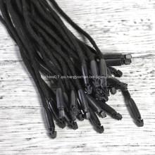 accesorios de la ropa pasador de bloqueo cadena de etiqueta colgante