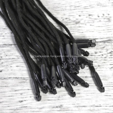 garment accessories lock pin hang tag string