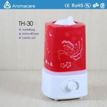 Vaporizador ultrasónico de vapor 2L
