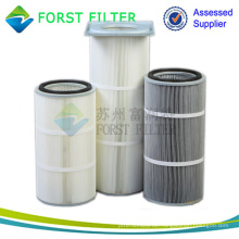 FORST Pleated Polyester Air Patrone Filter für Luftfilter Reinigung