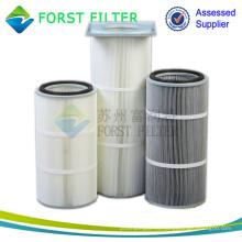 FORST Compress Cartucho de filtro de aire de carbono para colector de polvo