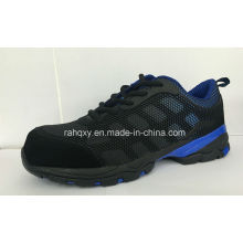 Suede and TPU Upper Safety Shoes (HQ6120601)