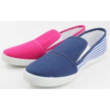 PVC Injection Canvas Shoes (SNC-0060)